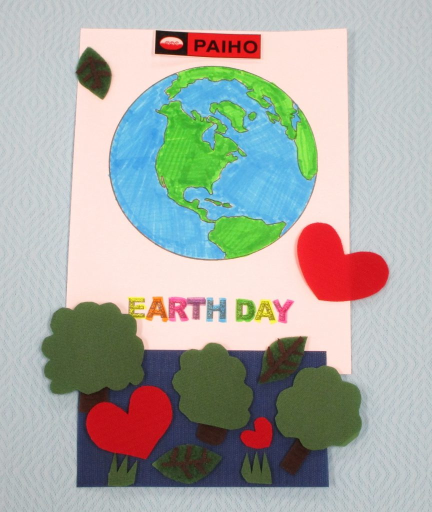 Earth Day Diorama