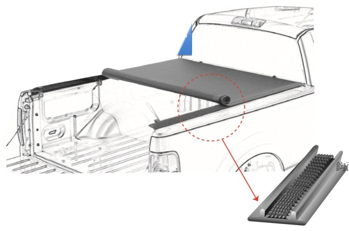Paiho Classroom for Automotive Hook and Loop