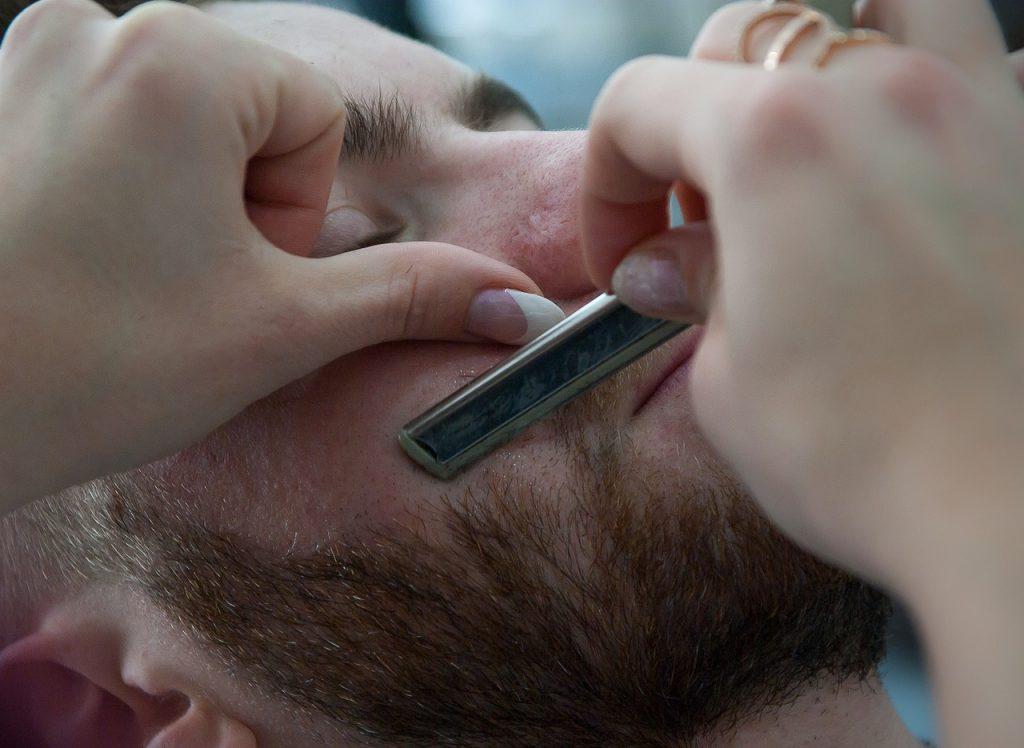 Beard Razor Shave